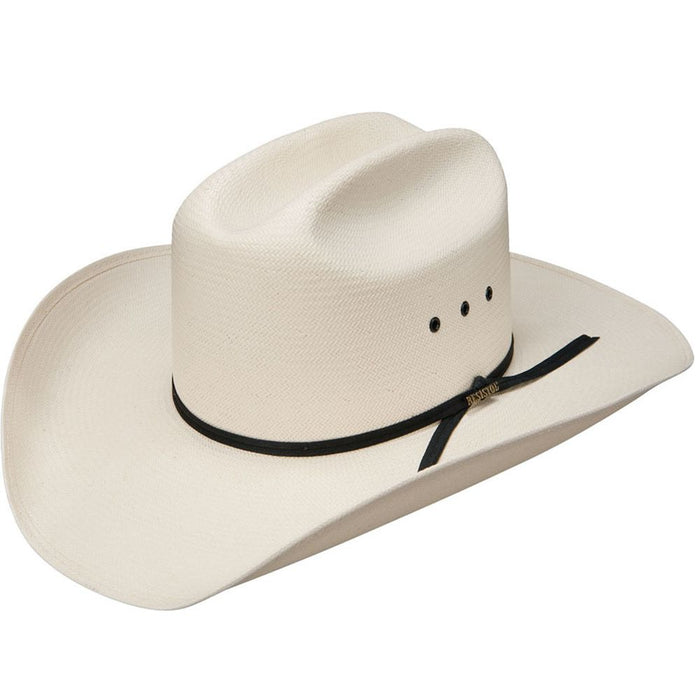 Resistol 10X All Around Straw Cowboy Hat