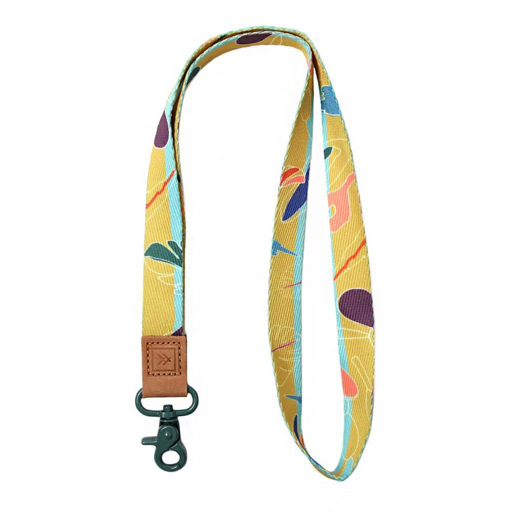 Thread Wallets Oasis Neck Lanyard
