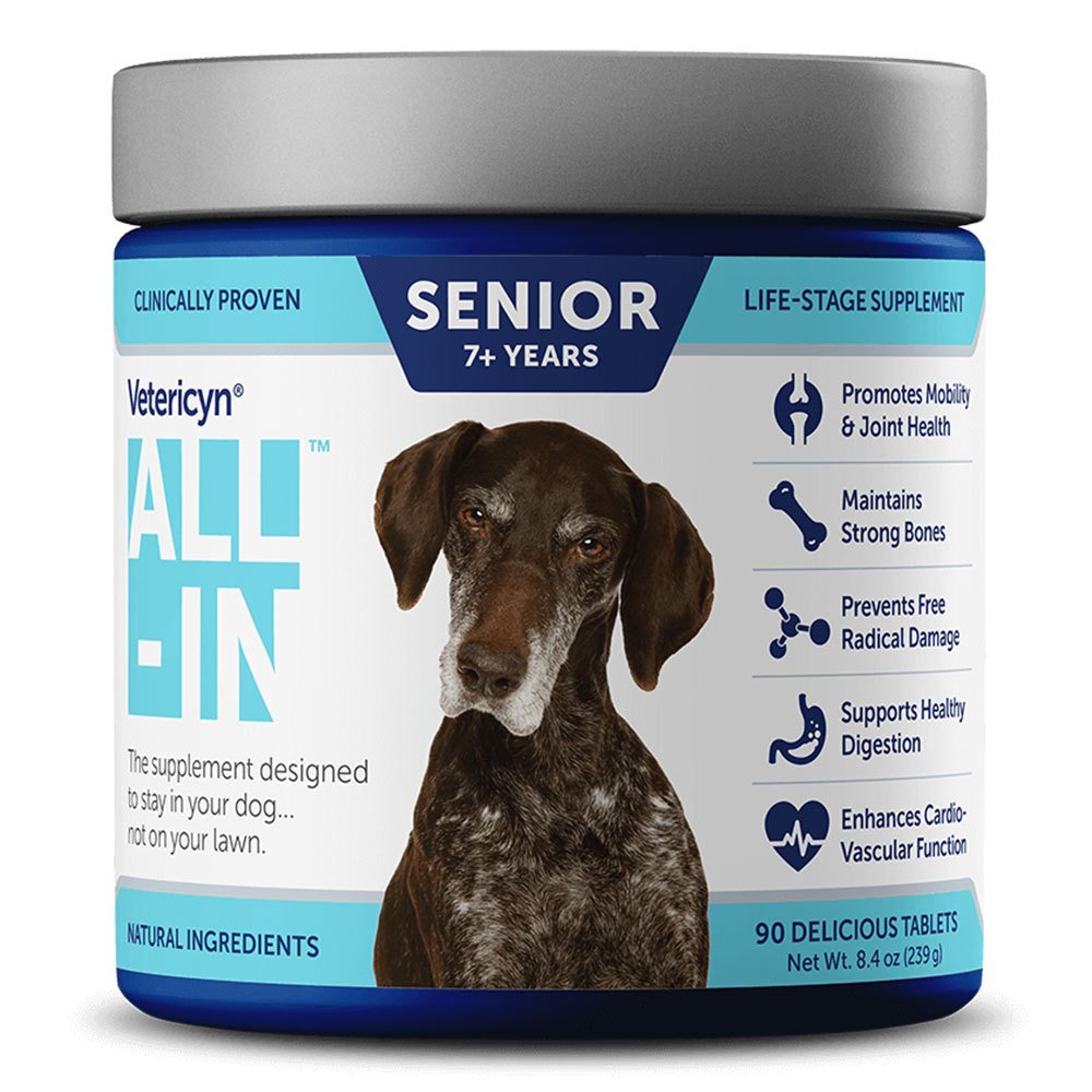 Vetericyn All-In Senior Dog Supplement