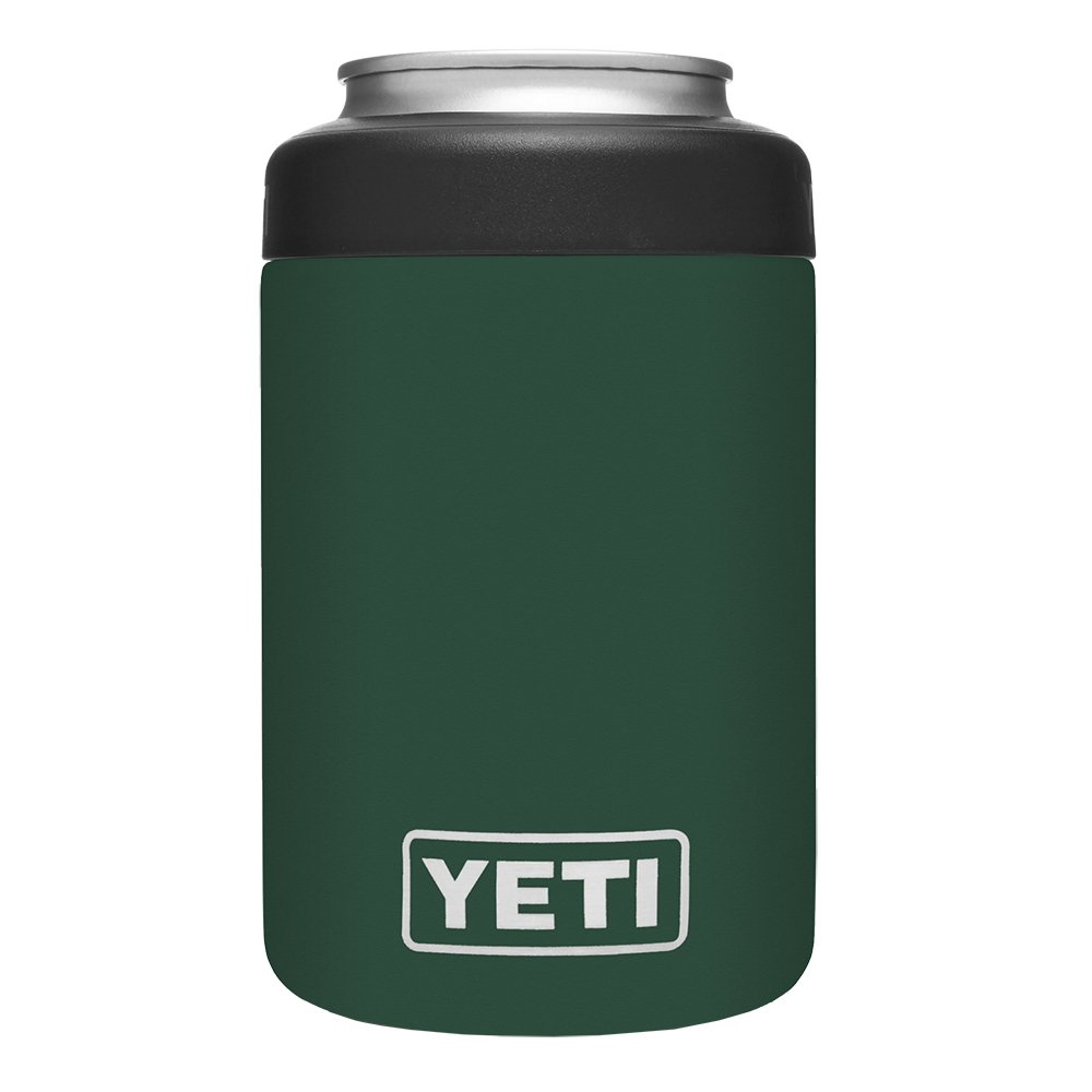 YETI Rambler Northwoods Green 12oz Colster Can Insulator