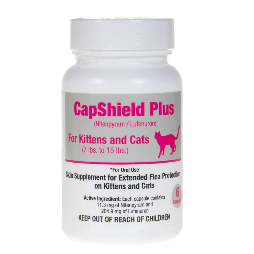 Capshield Plus for Kittens and Cats