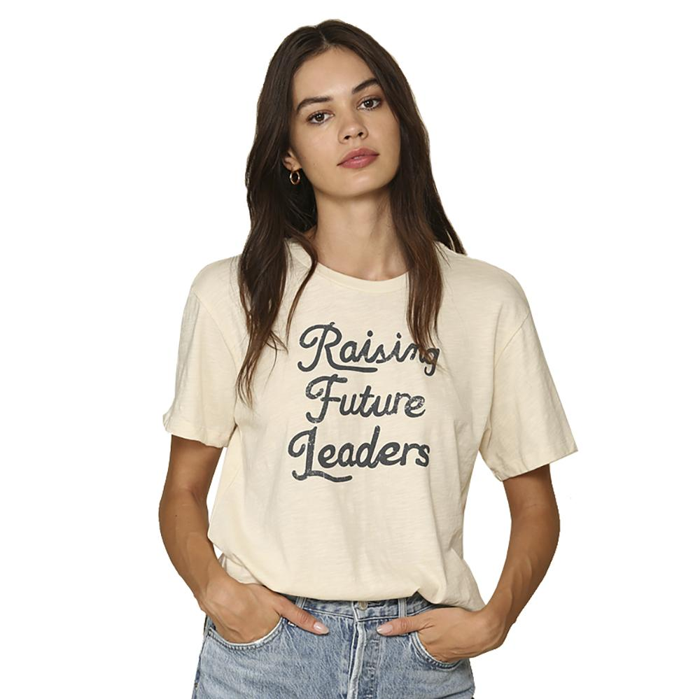 Womens Bone Raising Future Leader Tee