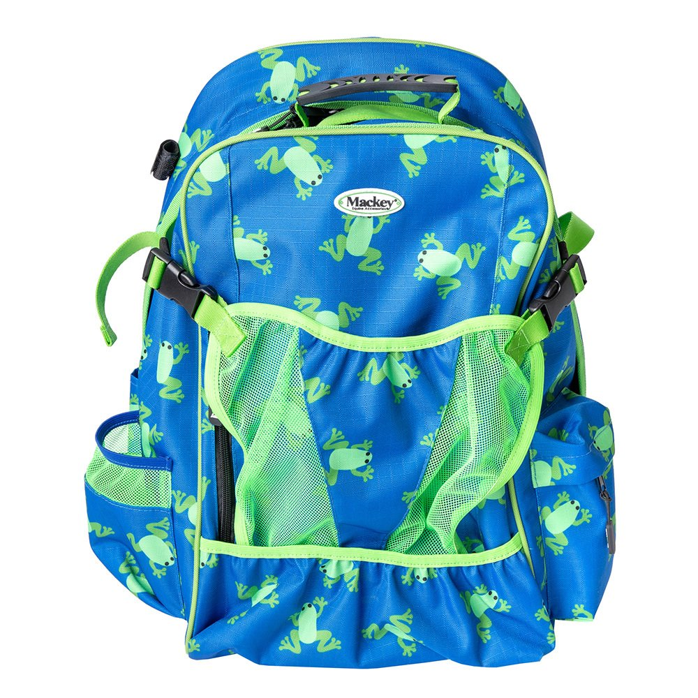 Mackey Equine Backpack Flying Frogs