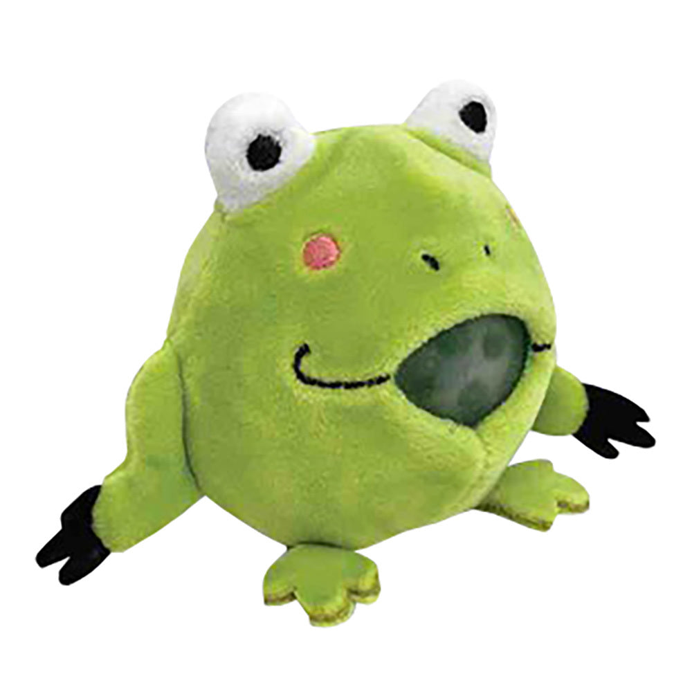 Lily Frog Plush Ball Jelly
