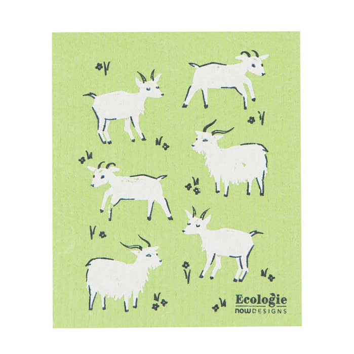 Goats Ecologie Swedish Sponge Cloth