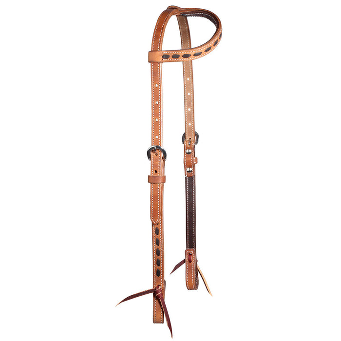 Professional's Choice Buckstitched Single Ear Headstall