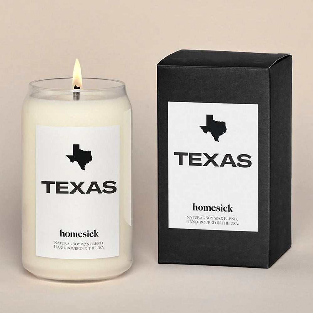 Homesick Texas Candle