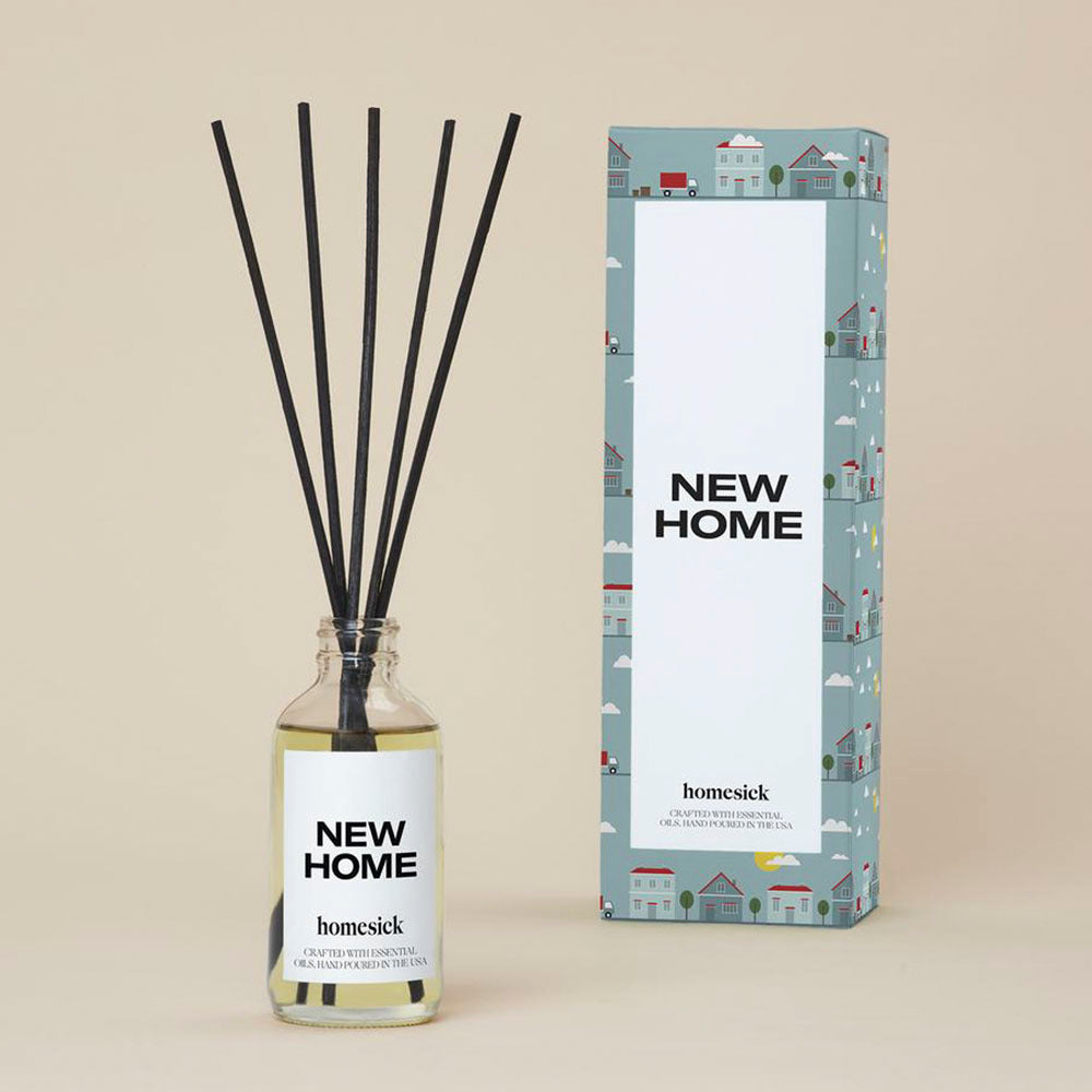 Homesick New Home Reed Diffuser