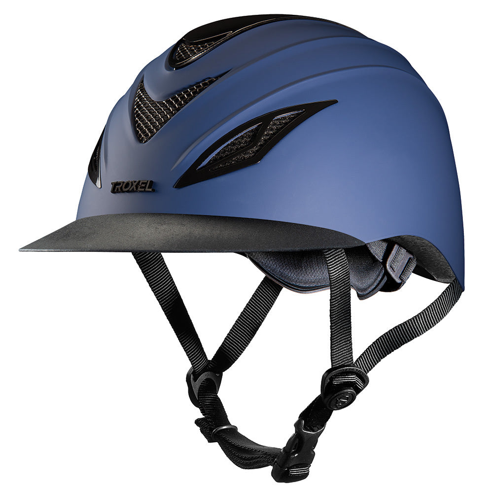 Troxel Limited Edition Navy Avalon Riding Helmet
