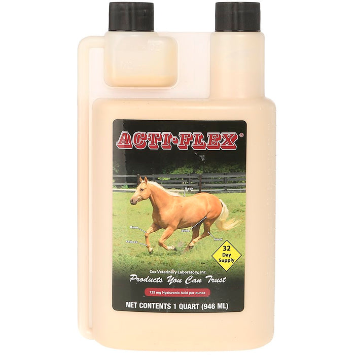 Cox Veterinary Lab Acti-Flex Joint Compound Quart