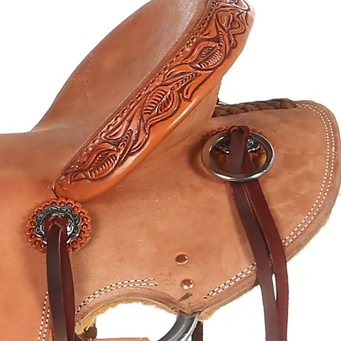 NRS Poinsettia Strip Down Ranch Roper