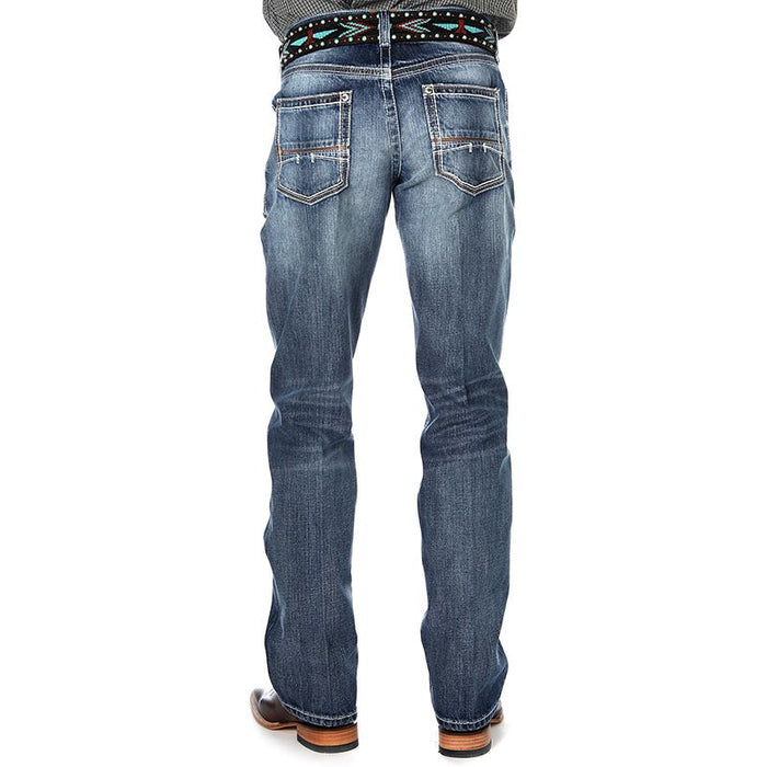 Ariat Men's M4 Coltrane Relaxed Fit Boot Cut Jeans