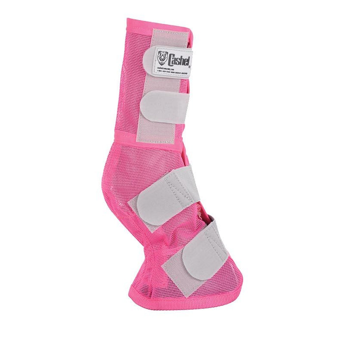 Cashel Company Leg Guards Pink