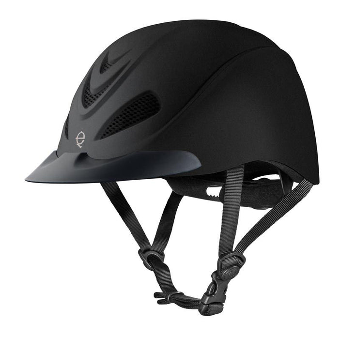 Troxel Liberty Black Duratec Horse Riding Helmet