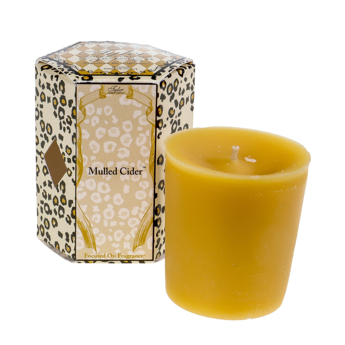 Tyler Candle Co Mulled Cider Votive Candle
