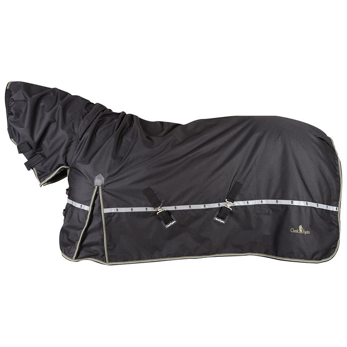 Classic 5K Cross Trainer Horse Blanket with Hood