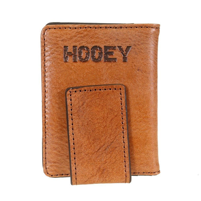 Hooey Turq Money Clip Card Holder