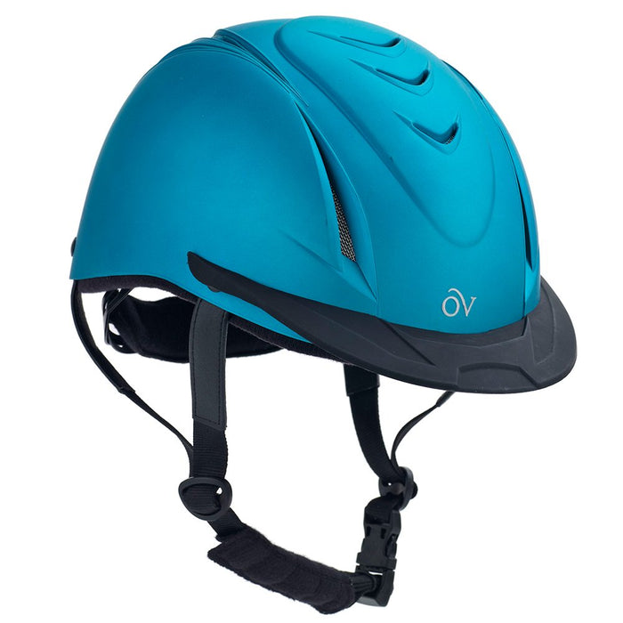 English Riding Supply Ovation Metallic Schooler Helmet