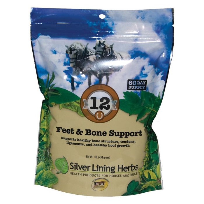 Silver Lining Herbs #12 Feet and Bone Support