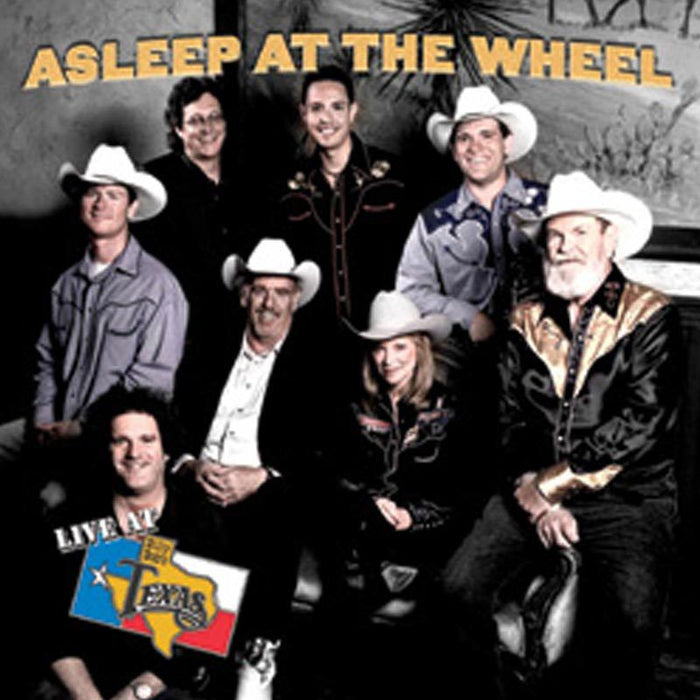 Asleep At The Wheel Live at Billy Bob's CD