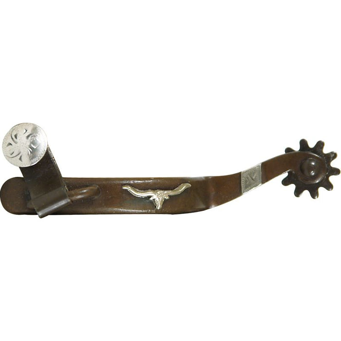 Youth Antique Longhorn Spur