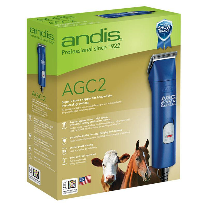 Andis UltraEdge AGC Super 2-Speed Clipper