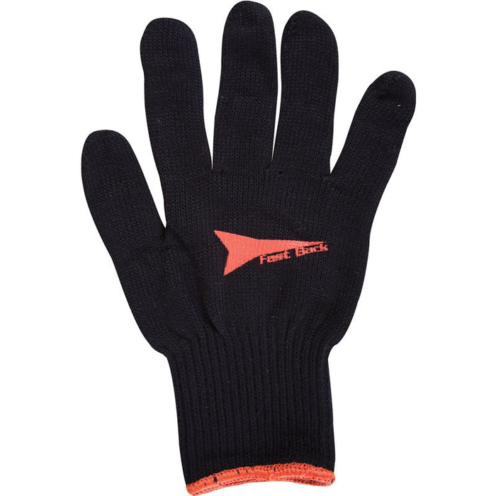 Fast Back Black Roping Glove