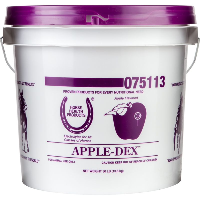 Horse Health Products Apple Dex Electrolyte 30lb