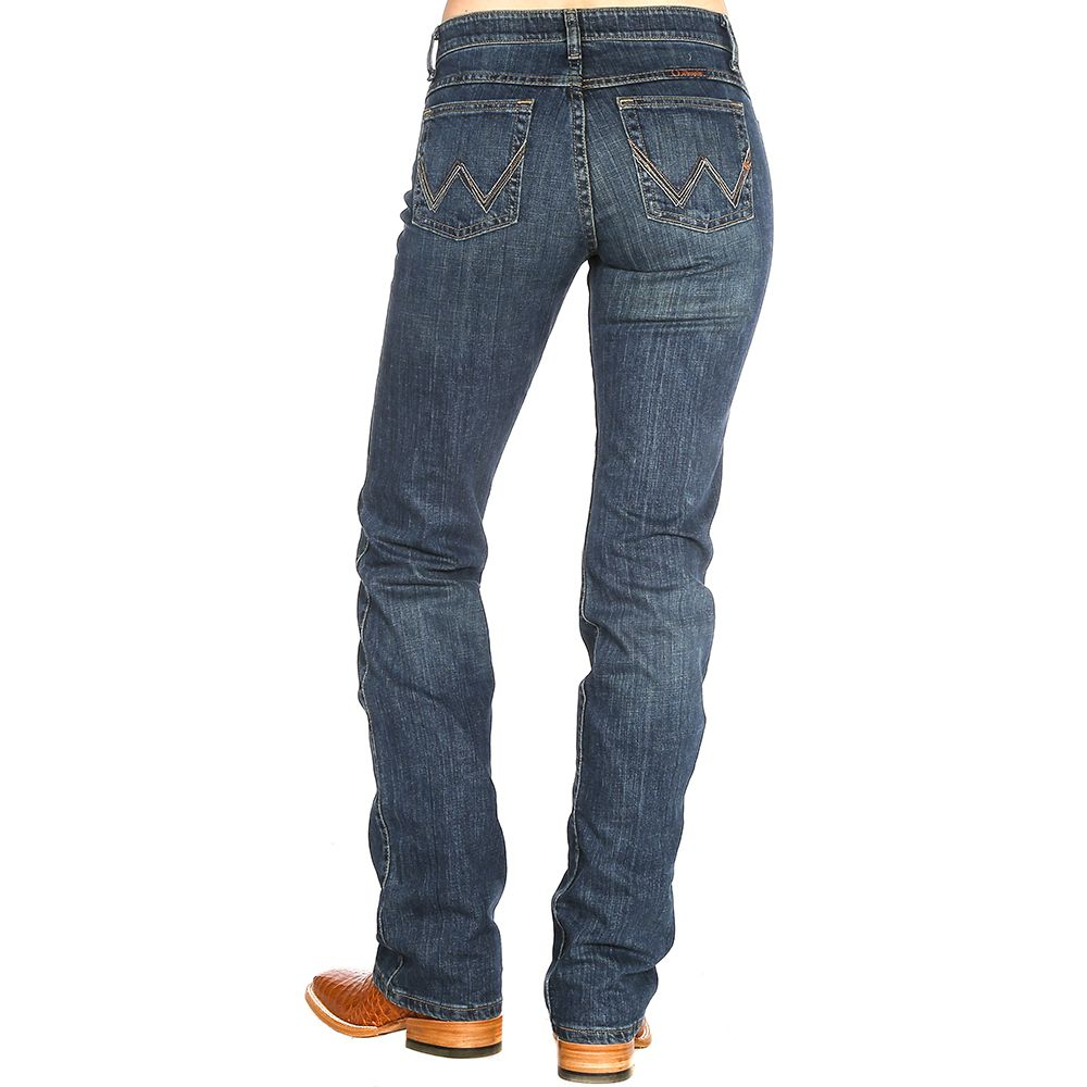 Women's Wrangler Q-Baby Ultimate Riding Jeans