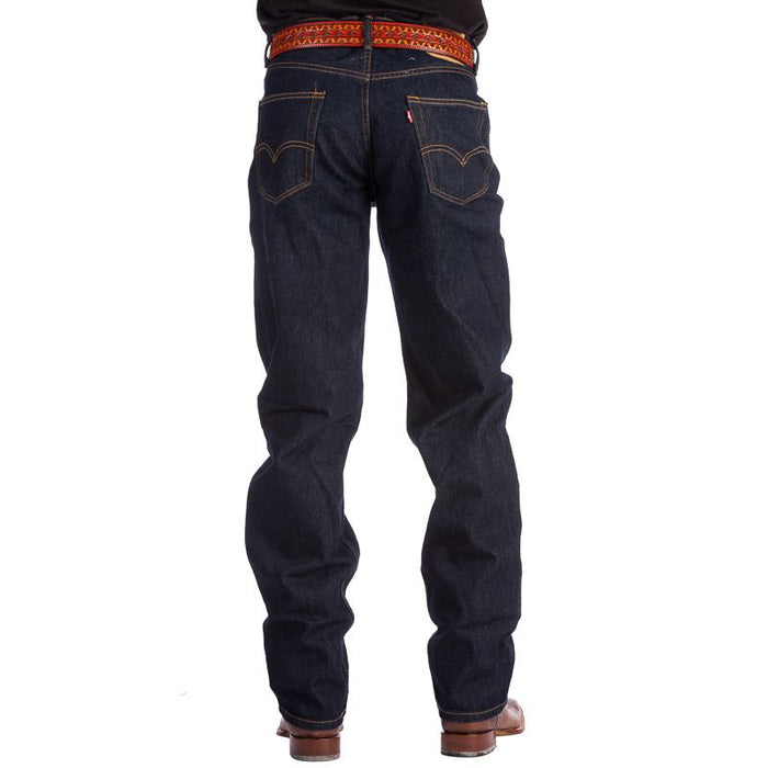 Men's Levi Strauss 550 Relaxed Fit Indigo Jeans