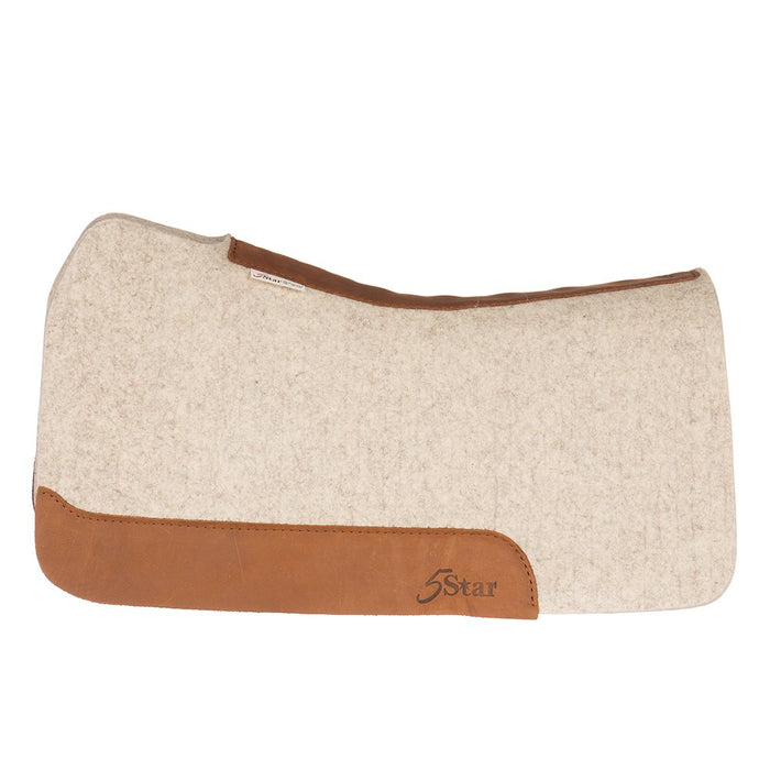 5 Star Equine Flex Fit Barrel Racer Saddle Pad