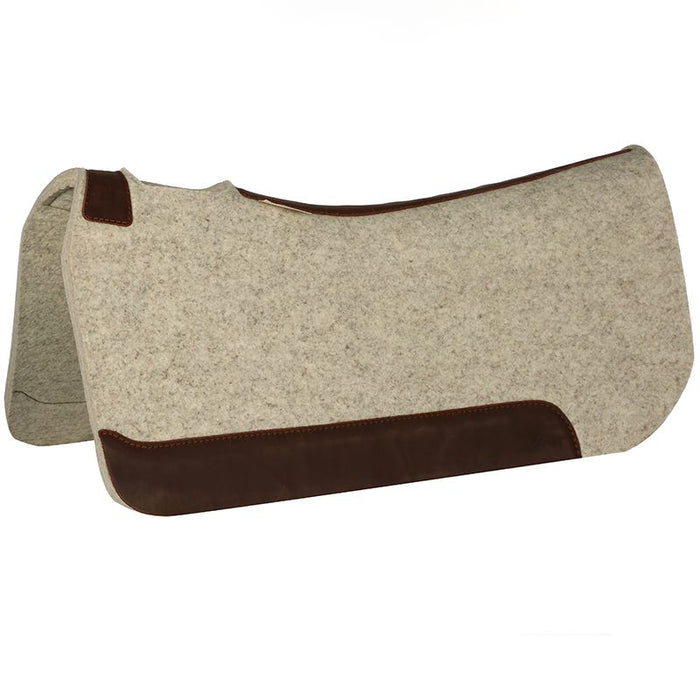 5 Star Equine 7/8in. Natural 32in. x 32in. Performer Saddle Pad