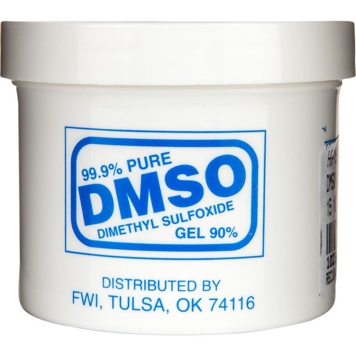 Valhoma DMSO Solvent Gel 4oz