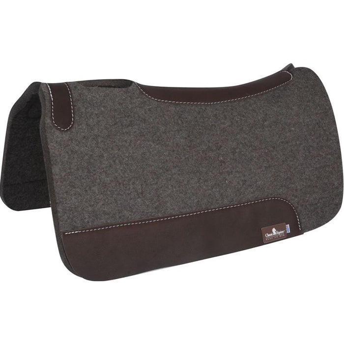 Classic Equine 100% Wool 1in 30X32 Felt Saddle Pad