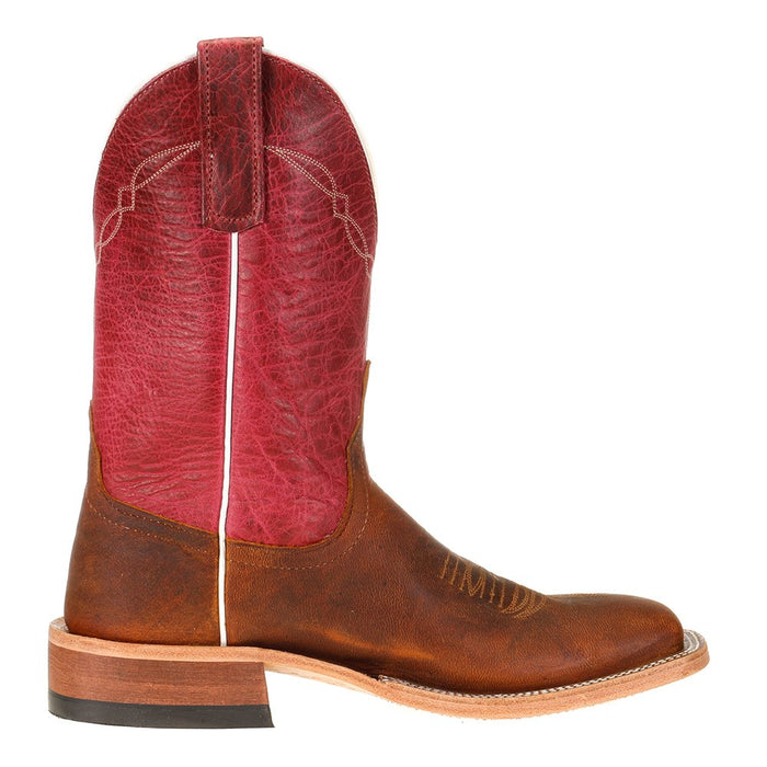 Women's Saddle Elk Butt with 10` Wine Lava Top