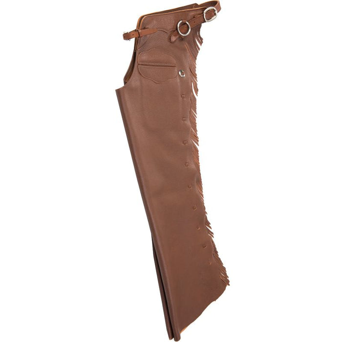 NRS Ranch Hand Tan Oiled Chaps