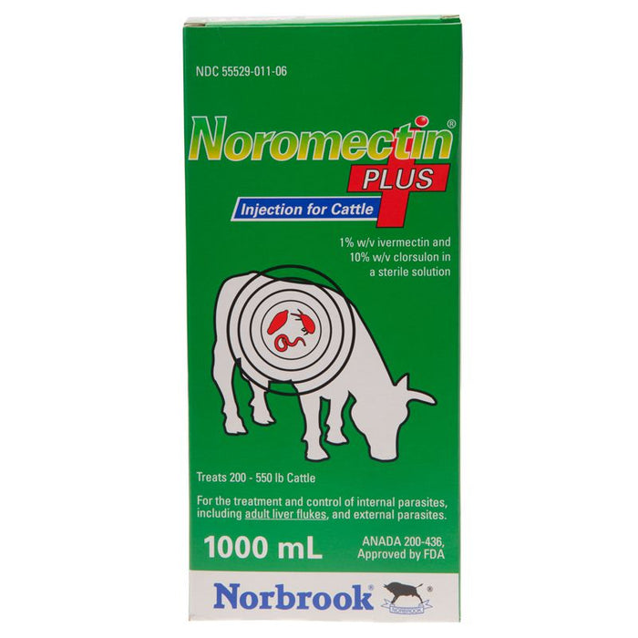 Noromectrin Plus Injectable-1000mL