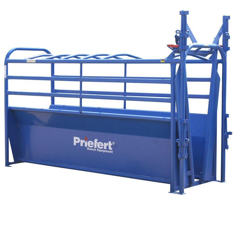 Priefert Model 98 Competition Roping Chute Add-On Section