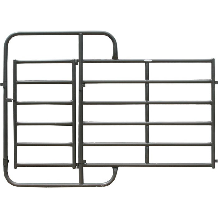 Priefert Rough Stock Preg Panel and Sort Gate