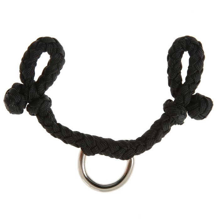 Jerry Beagley Braiding Company Braided Bit Hobble with D Ring
