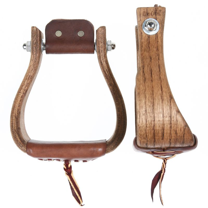 Don Orrell Rancher Offset Stirrup