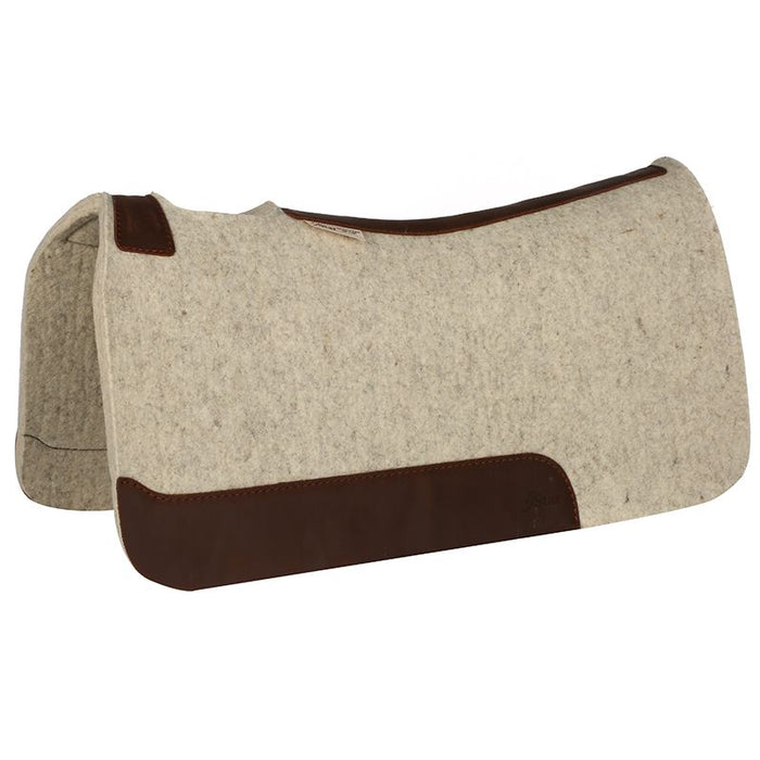 5 Star Equine Natural 3/4 in. x 30 in. x 28 in. Barrel Racer Pad
