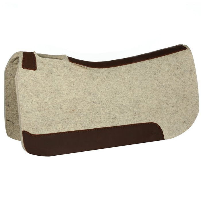 5 Star Equine 3/4in. Natural 32in. x 32in. Performer Saddle Pad