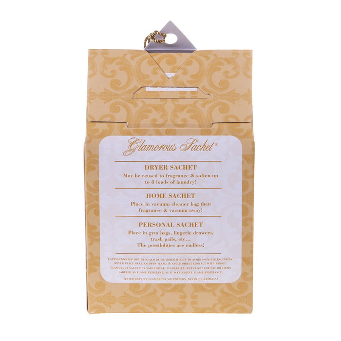 Tyler Candle Co French Market Glamorous Wash-Sachet