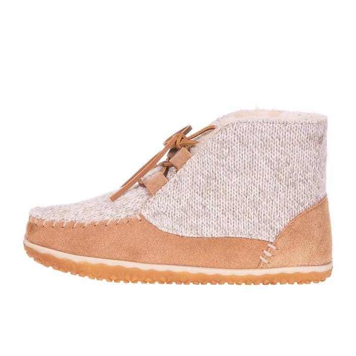 Women's Minnetonka Torrey Cinnamon Slipper