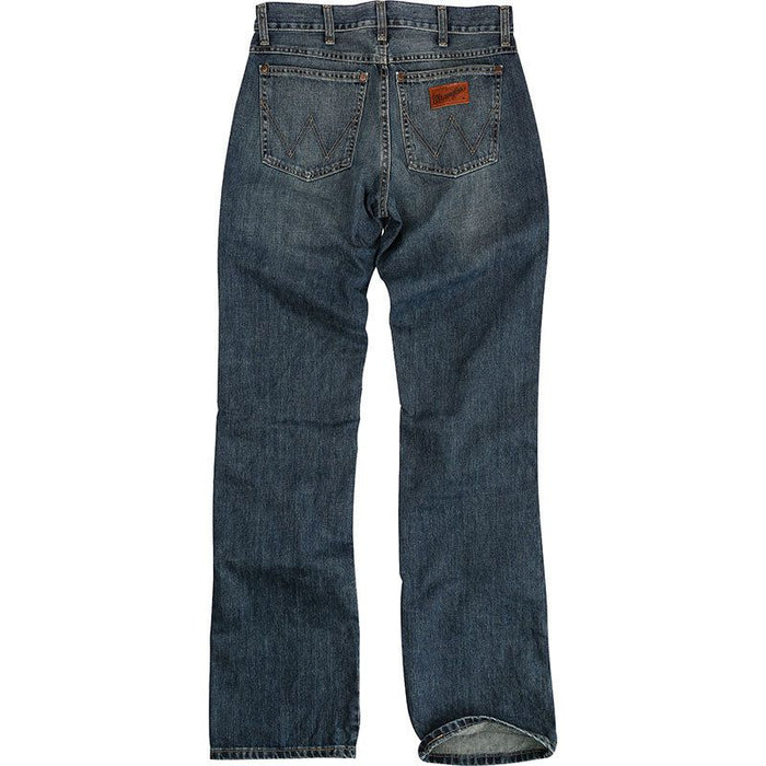 Men's Wrangler Retro Slim Fit River Wash Jeans