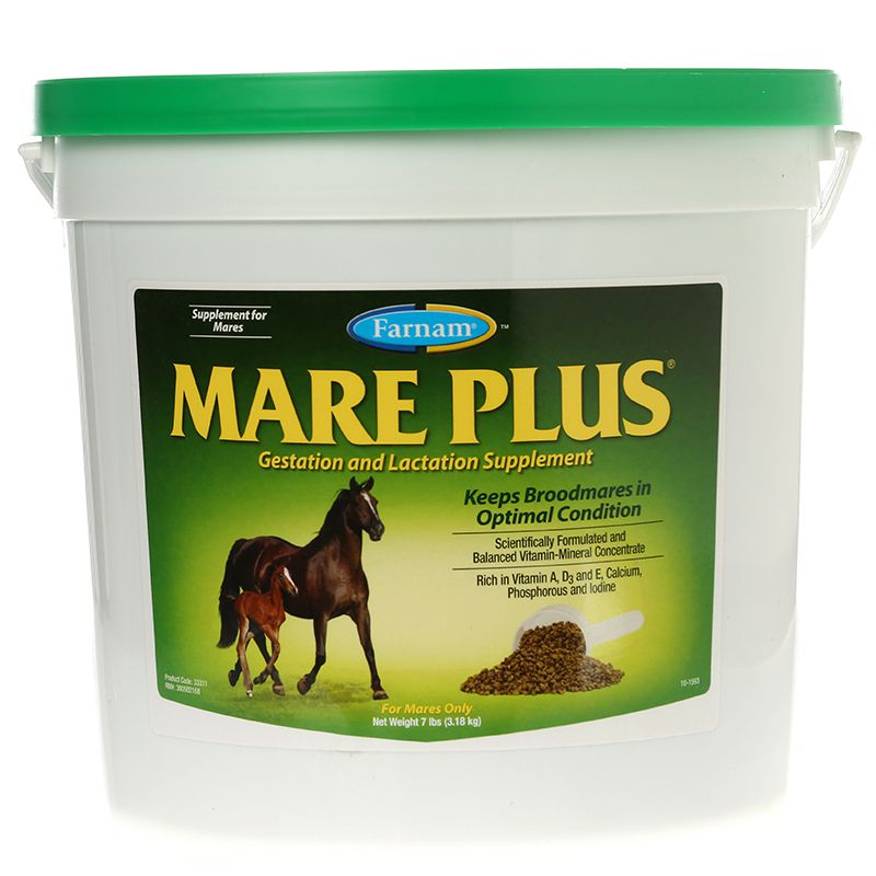 Farnam Mare Plus Gestation/Lacation Supplement 7lb