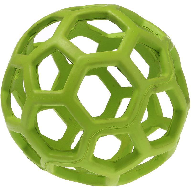 JW Pet Dog Toy Hol-ee Roller Ball Medium