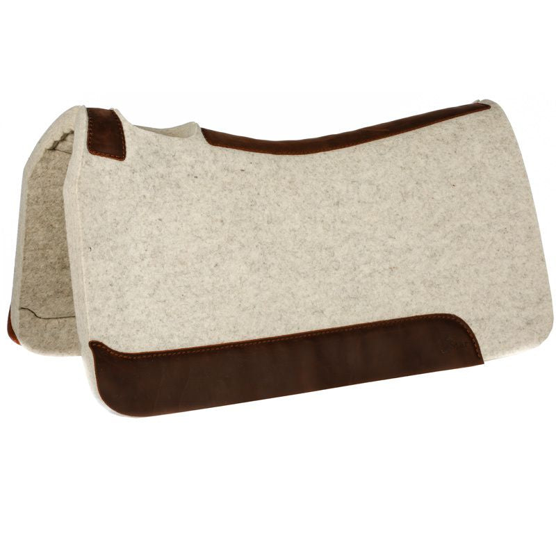 5 Star Roper Natural 32 in. x 30 in. Saddle Pad