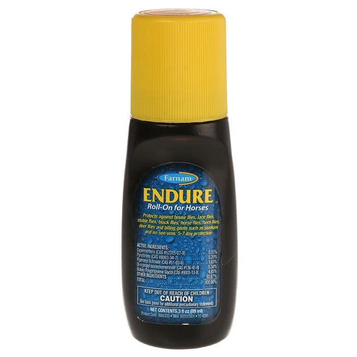 Farnam Endure Roll-On Equine Fly Repellent 3oz